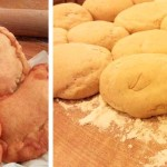 Panzerotti Recipe: the original Puglia's savory tarts