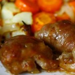 Bombette: the typical Pugliese braciole